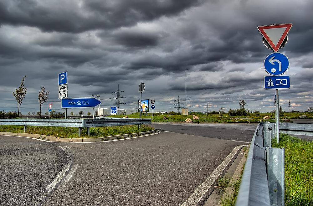 Tankraststätte Aachener Land
