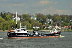 Tankschiff Dagmar