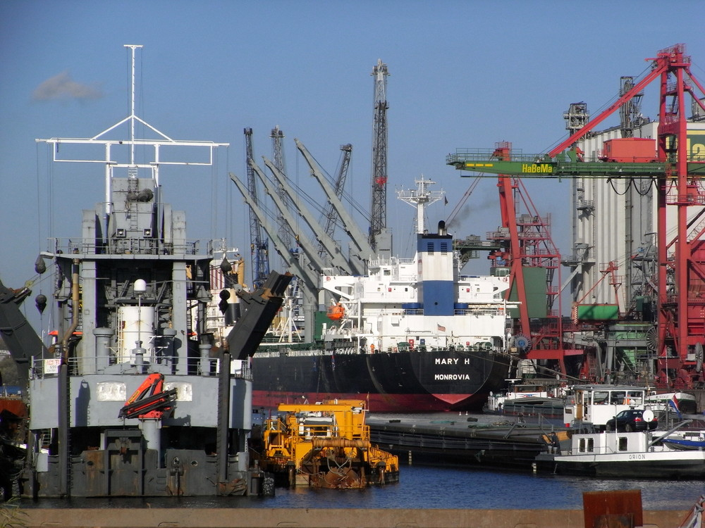 Tankschiffhafen