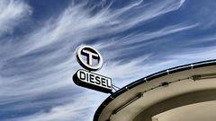 Tankstelle 50er Jahre