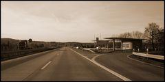 Tankstelle an der A12