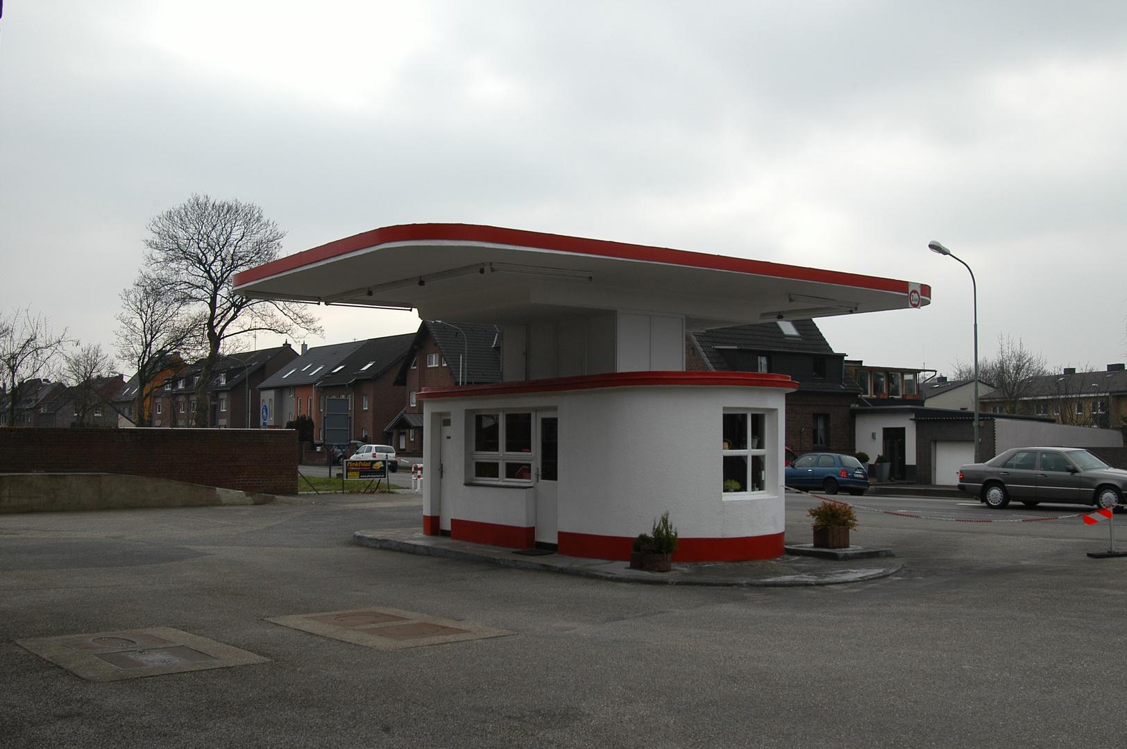 Tankstelle ( bild nr.57 )