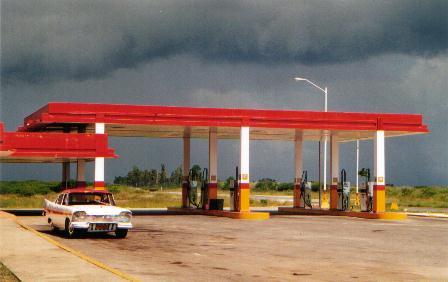 tankstelle in kuba