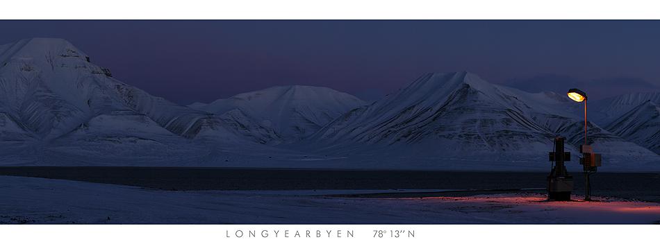 Tankstelle Longyearbyen (Spitzbergen)