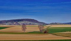 Tannenkirch: Hüppberg und *Hohe Schule*