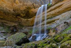 """Tannertobel- Wasserfall"""