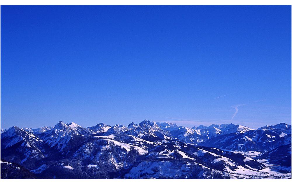 Tannheimer Berge