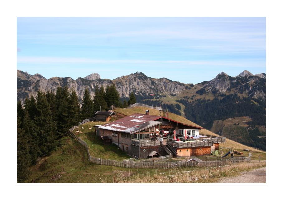 Tannheimer Tal/Tirol