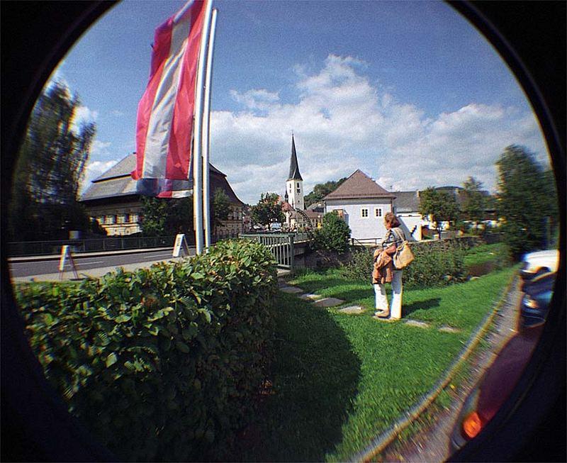 Tante Jolesch visits Zwettl