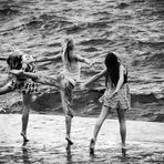 Tanz am Meer