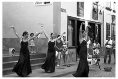 Tanz auf der Straße II
