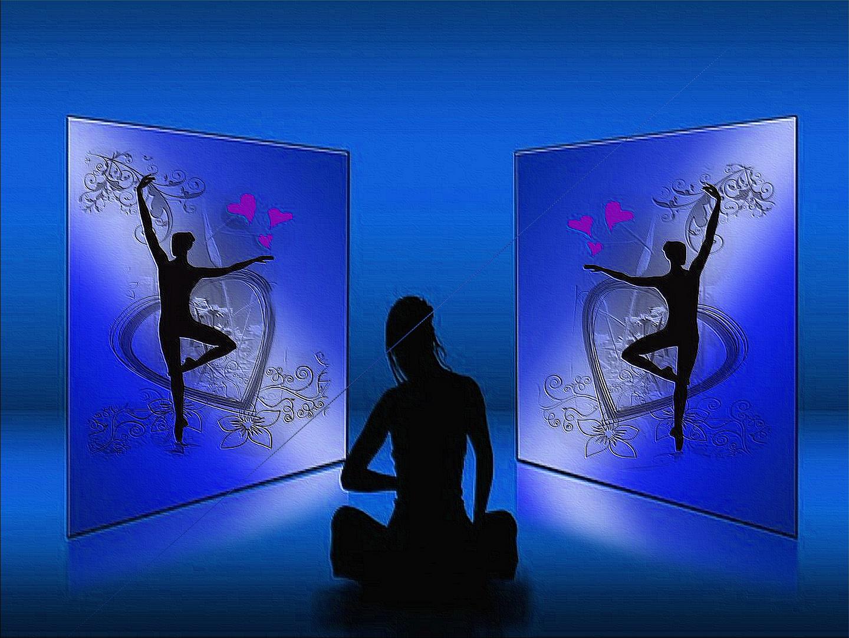 Tanz Auf Zwei Stangen