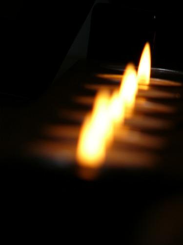 Tanz der Kerzen
