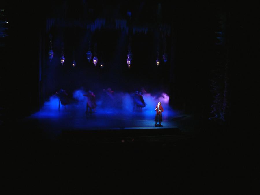 Tanz der Vampire - Sarah - Draussen ist Freiheit