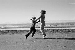 Tanz im Sand