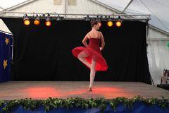 Tanz ist gelebte Musik (Helga Schäferling)