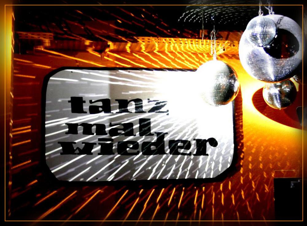 Tanz mal wieder in der Kantine 2 in Augsburg