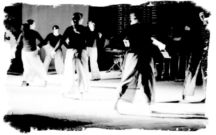 Tanz mit den Schatten