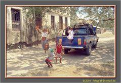 Tanzania 2001 - Bagamoyo, eine der ältesten Orte Tanzanias