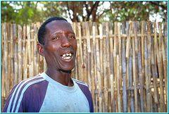 Tanzania 2001 - Ein Freund - Wiedersehen nach 26 Jahren