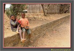 "Tanzania 2001 - Mbesa - Tunduru, Ruvuma Region - ""Watoto"""