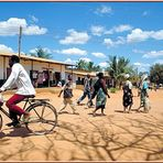 "Tanzania 2001 - Tunduru, Ruvuma Region - Tunduru ""Main Road"""