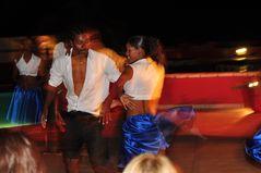 Tanzen auf Boa Vista