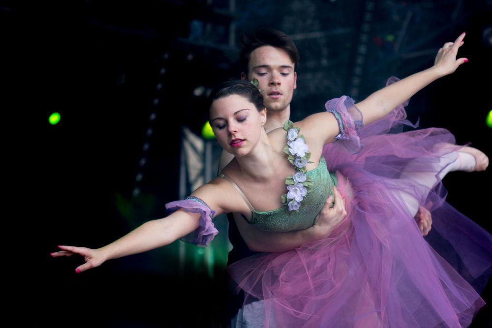 Tanzen ist ihre Leidenschaft 2