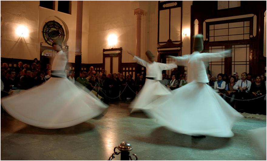 Tanzende Derwische I