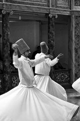 Tanzende Derwische im Mevlevihane Müzesi