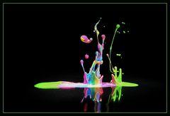 Tanzende Farben