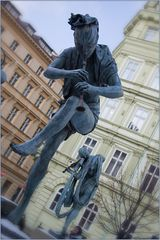 Tanzende (Häuser)  in Prag
