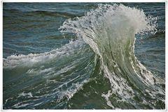Tanzende Welle