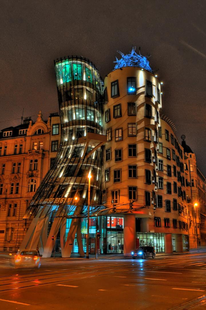 Tanzendes Haus Prag Foto & Bild