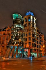 Tanzendes Haus Prag