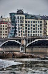 Tanzendes Haus - Prag