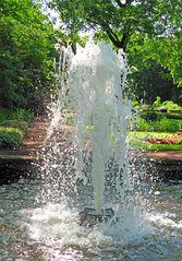 Tanzendes Wasser