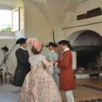 Tanzgesellschaft 18. Jahrhundert