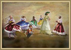 Tanzgruppe Rote Sarafan