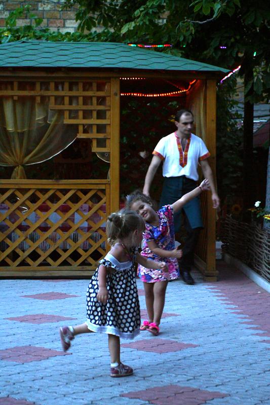 Tanzkinder
