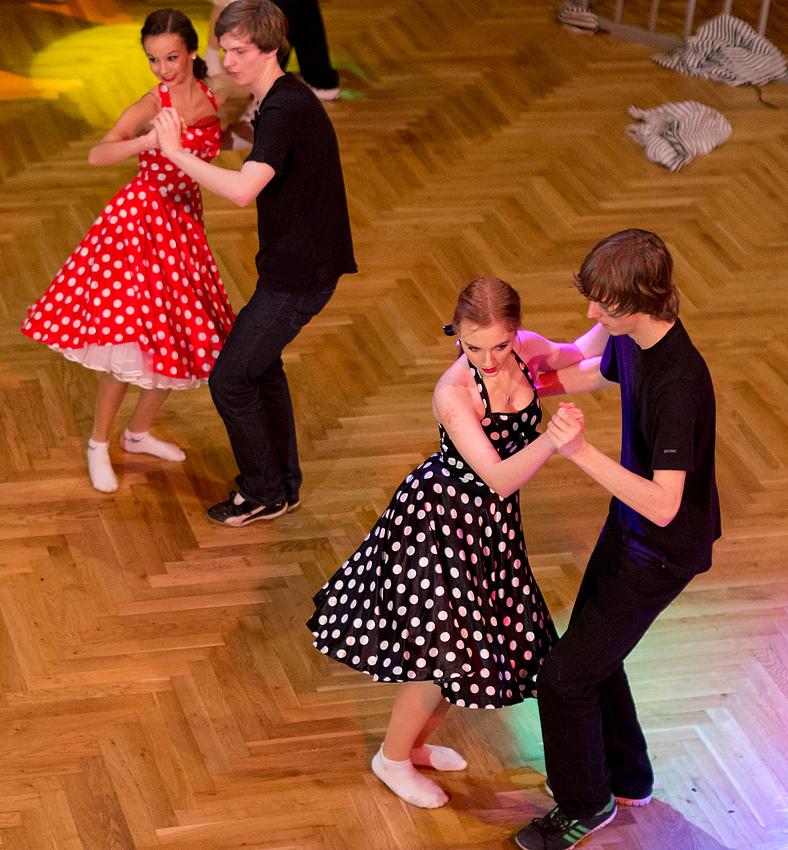 Tanzschule Streng Fürth - Boogie-Woogie-Show (2)