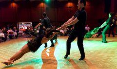 Tanzschule Streng Fürth - Lateinformation A