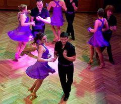 Tanzschule Streng Fürth - Lateinformation B (1)