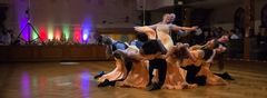 "Tanzschule Streng Fürth - Standardformation A mit ""Everlasting Love"" (1)"