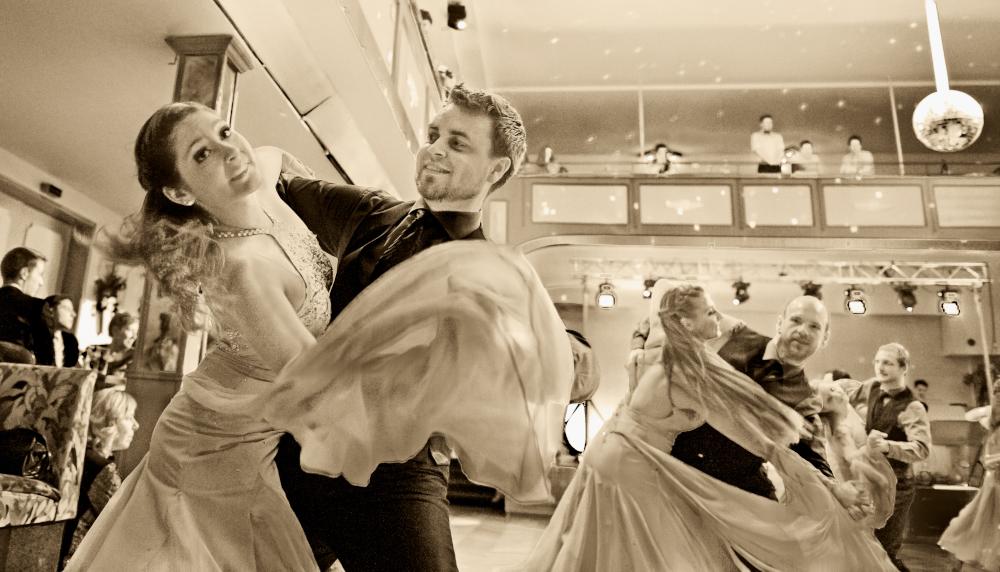 """Tanzschule Streng Fürth - Standardformation A mit """"Everlasting Love"""" (4)"""