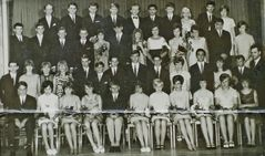 Tanzstunden - Abschlussball 1967