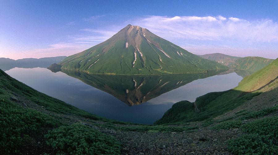 Caldera Vulkan