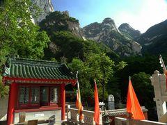 Taoistischer Tempel.