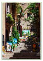 Taormina e le sue scalinate n. 2