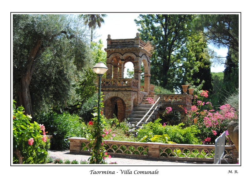 Taormina - Villa comunale  n. 1